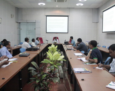 Meeting On  Formulation Of Multi-sectoral Research And Technology Demonstration Project On The Utilization Of Ground Water