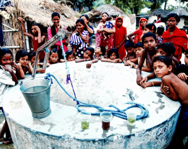 Water Wanderings in North Bihar