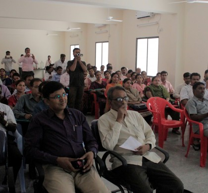 Awareness Workshop on Arsenicosis and Fluorosis