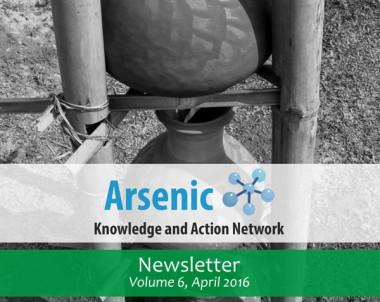 Newsletter Volume 6 – April 2016