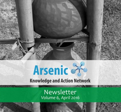 Newsletter Volume 6 – April 2016