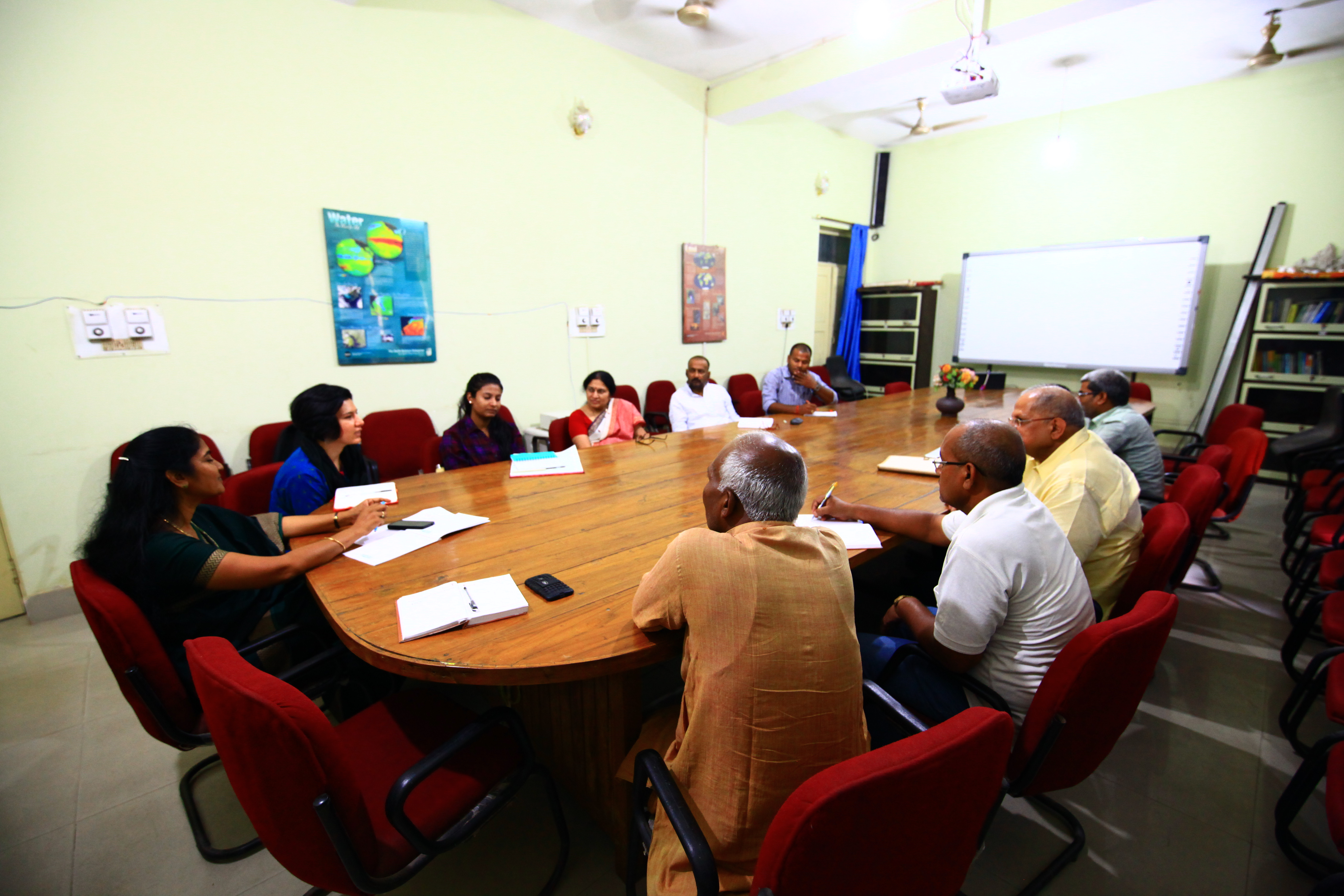 Consultation Workshop on developing framework for arsenic mitigation