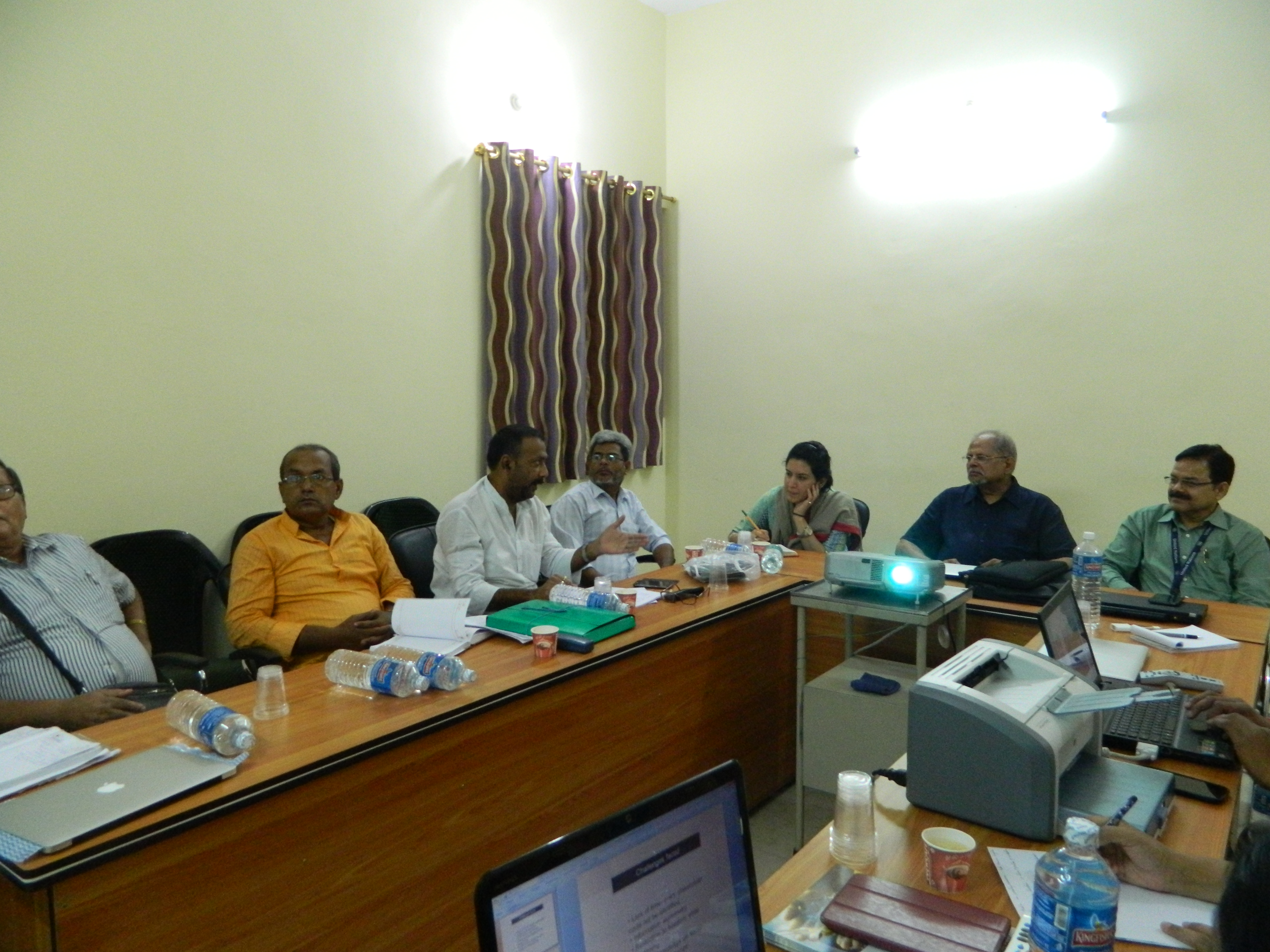 Arsenic Knowledge and Action Network, Bihar meeting for pilot intervention in arsenic affected regions