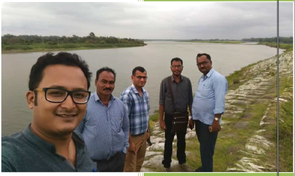 Exposure Visit to Jorhat and Majuli, Assam