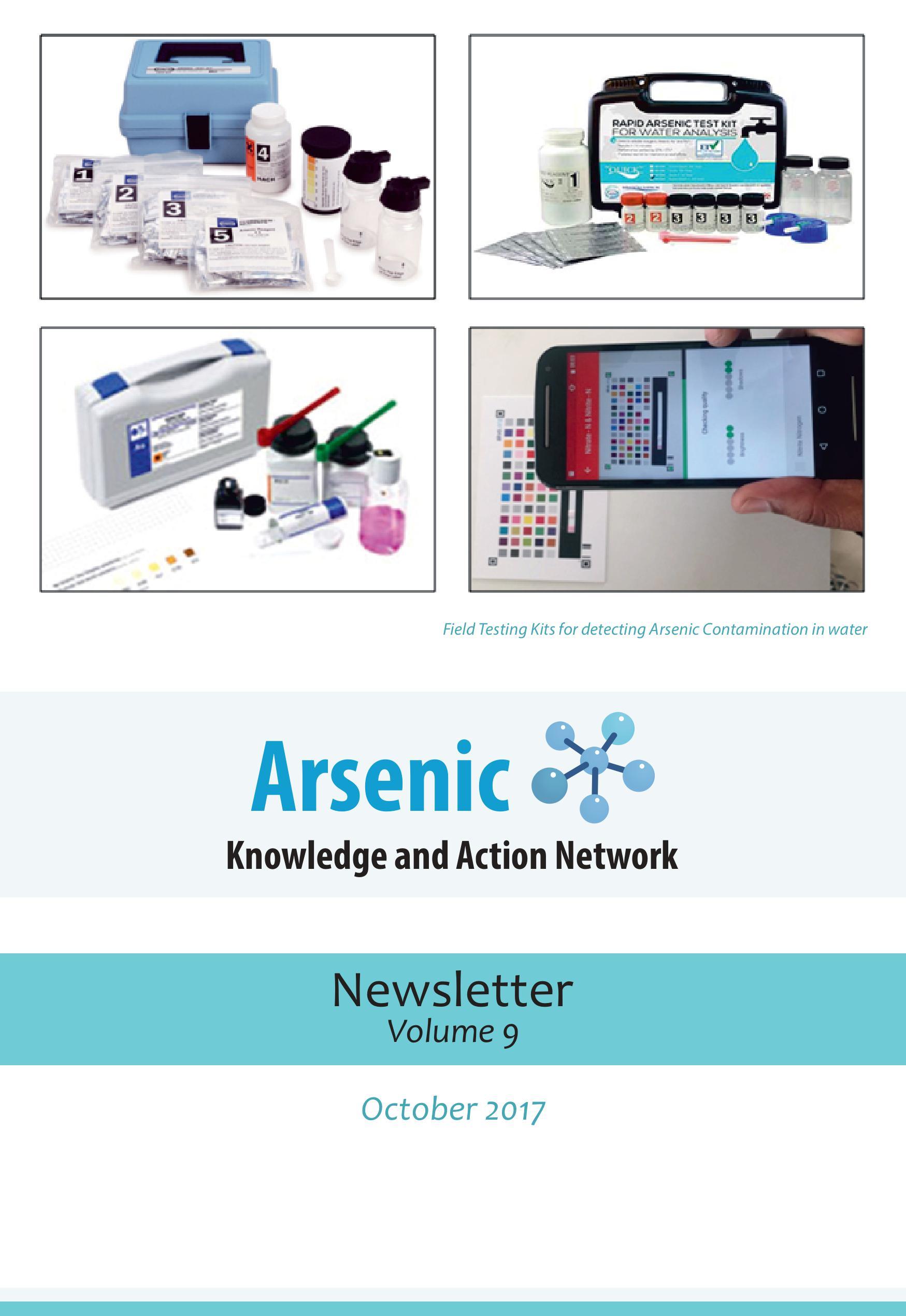 Newsletter Volume 9 – October 2017