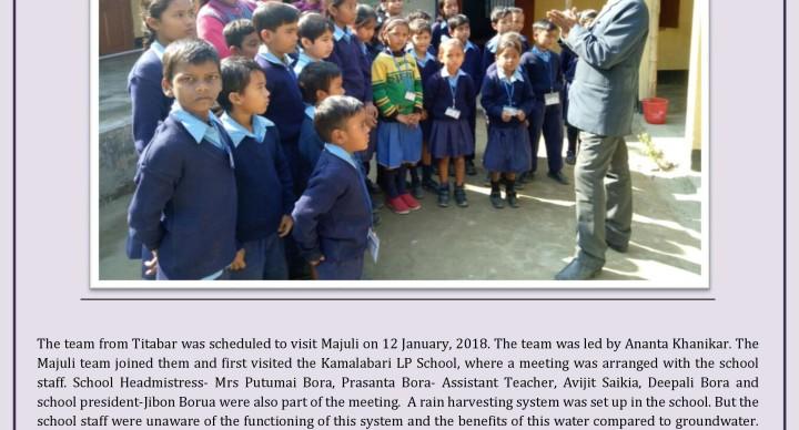 Exposure Visit: Titabar to Majuli